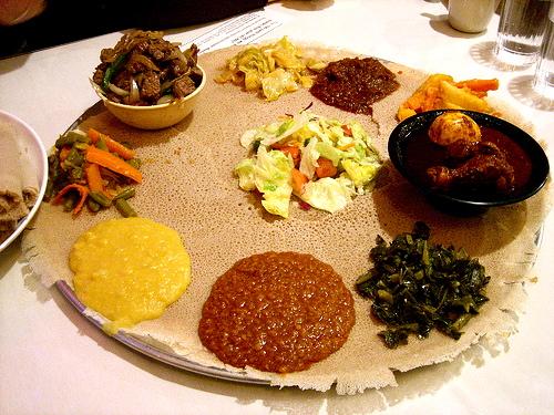 ethiopian cultural food